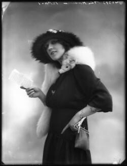 Phyllis Monkman, by Bassano Ltd - NPG x101407