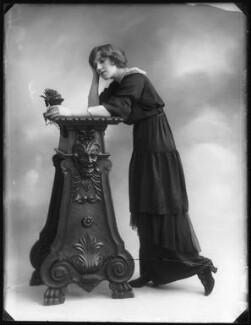 Phyllis Monkman, by Bassano Ltd - NPG x101417