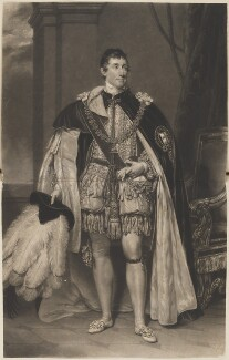 Thomas Thynne, 2nd Marquess of Bath, by William James Ward, after  Henry William Pickersgill - NPG D15190
