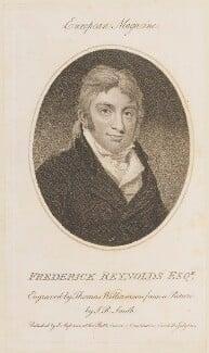 Frederic Reynolds, by Thomas Williamson, published by  James Asperne, after  John Raphael Smith - NPG D15207