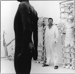 Sir Antony Gormley, by Nicholas Sinclair - NPG x87735