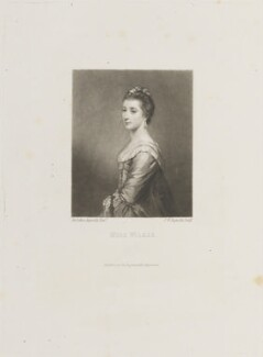 Mary Hayley (née Wilkes), by and published by Samuel William Reynolds, after  Sir Joshua Reynolds - NPG D15231