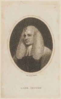 Lloyd Kenyon, 1st Baron Kenyon, by John Chapman - NPG D15240