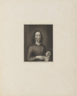 King Charles I, by Robert Cooper, after  Goddard Dunning - NPG D18305