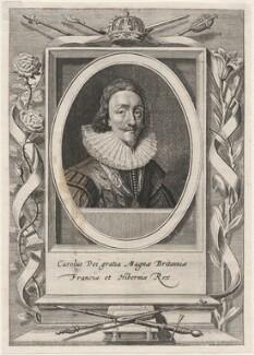 King Charles I, after Daniel Mytens - NPG D18307
