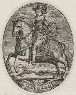 King Charles I, by Simon de Passe - NPG D18309