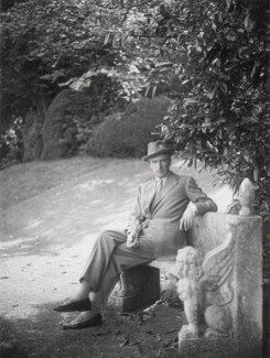 Cecil Beaton, by Miss Compton Collier - NPG x40462