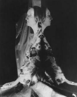 Edith Sitwell, by Cecil Beaton - NPG x40361