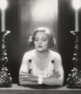 Tallulah Bankhead, by Paul Tanqueray - NPG x7246