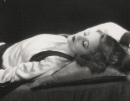 Tallulah Bankhead in 'Her Cardboard Lover', by Paul Tanqueray - NPG x7247