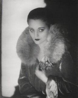 Tallulah Bankhead, by Paul Tanqueray - NPG x7248