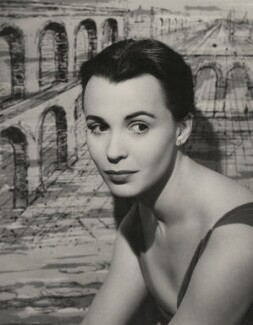 Claire Bloom, by Paul Tanqueray - NPG x7253