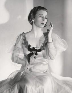 Agnes George de Mille, by Paul Tanqueray - NPG x13383