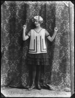 Moya Nugent, by Bassano Ltd, 1 May 1919 - NPG  - © National Portrait Gallery, London