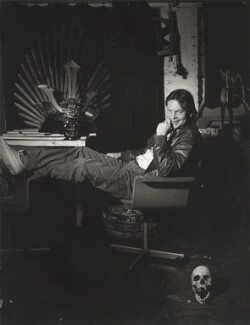 Terry Gilliam, by Callum Bibby - NPG x25247