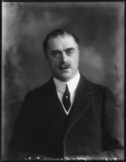 Victor Albert Francis Charles Spencer, 1st Viscount Churchill, by Bassano Ltd - NPG x80025