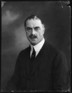 Victor Albert Francis Charles Spencer, 1st Viscount Churchill, by Bassano Ltd - NPG x80027