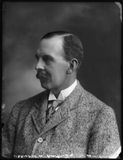 William Hope Fowler, by Bassano Ltd - NPG x80179
