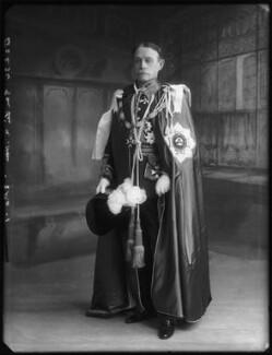 Sir Archibald Hunter, by Bassano Ltd - NPG x80178