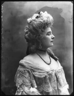 Alexandra Carlisle as Effie Waldron in 'A Woman's Way' at the Comedy Theatre, by Bassano Ltd - NPG x101501