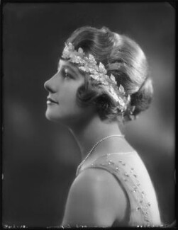 Ivy Tresmand, by Bassano Ltd - NPG x101496