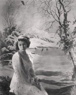 Queen Elizabeth II, by Cecil Beaton - NPG x24412