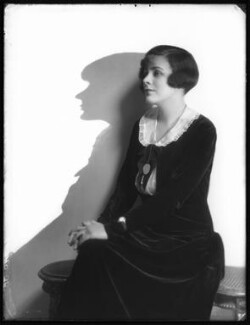 Rosaline Courtneidge, by Bassano Ltd - NPG x122965