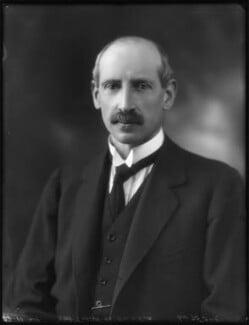 James Boswell Talbot, 6th Baron Talbot de Malahide, by Bassano Ltd - NPG x122975