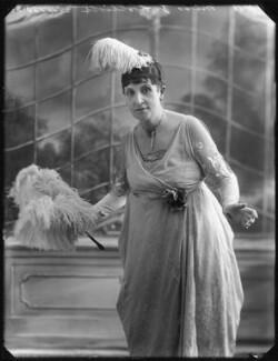 Gladys Ffolliott, by Bassano Ltd, 11 November 1919 - NPG x122984 - © National Portrait Gallery, London