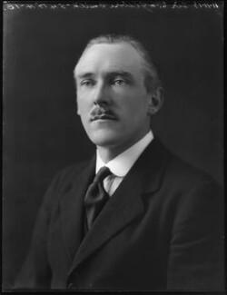 Sir Edmund Wyldbore-Smith, by Bassano Ltd - NPG x122989