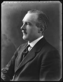 Sir Edmund Wyldbore-Smith, by Bassano Ltd - NPG x122990