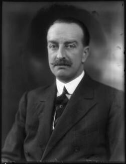 Geoffrey Thomas Taylour, 4th Marquess of Headfort, by Bassano Ltd - NPG x123001