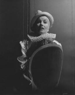 Greta Garbo, by Cecil Beaton - NPG x40103