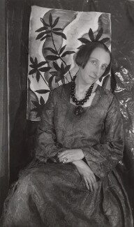 Edith Sitwell, by Cecil Beaton - NPG x40360