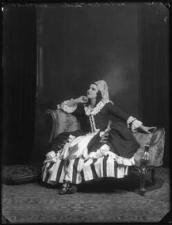 Joan Pitt Chatham, by Bassano Ltd - NPG x123013