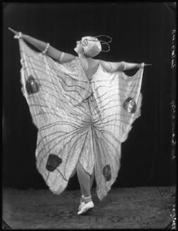 Gertrude McCoy, by Bassano Ltd - NPG x123025