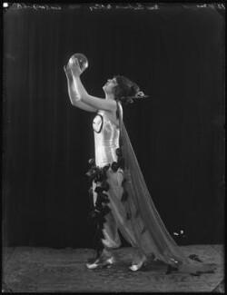 Gertrude McCoy, by Bassano Ltd - NPG x123026