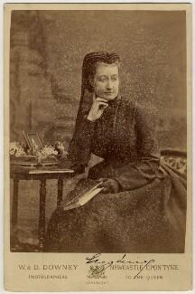 Eugénie, Empress of France, by W. & D. Downey - NPG x74328