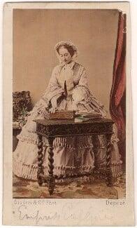 Eugénie, Empress of France, by Disdéri - NPG Ax46761