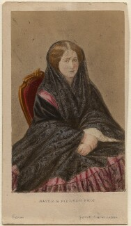 Eugénie, Empress of France, by Mayer & Pierson - NPG Ax46790