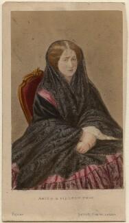 Eugénie, Empress of France, by Mayer & Pierson - NPG Ax46790