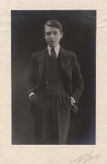 Cecil Beaton, by Grigg, circa 1920 - NPG x30310 - © National Portrait Gallery, London