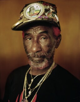 Lee Perry, by Gerald Jenkins, 16 June 2003 - NPG x126222 - © Gerald Jenkins