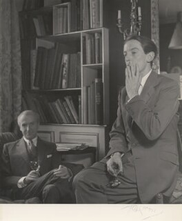 Cecil Beaton; Kenneth Peacock Tynan, by Paul Tanqueray - NPG x40492