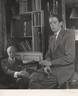 Cecil Beaton; Kenneth Peacock Tynan, by Paul Tanqueray - NPG x40491
