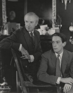 Cecil Beaton; Kenneth Peacock Tynan, by Paul Tanqueray - NPG x40490