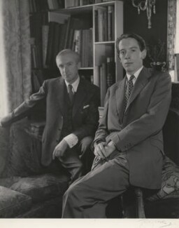 Cecil Beaton; Kenneth Peacock Tynan, by Paul Tanqueray - NPG x40488