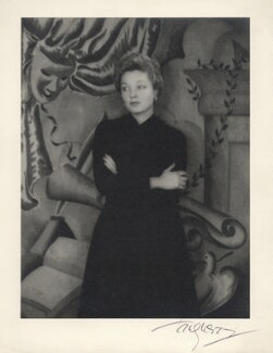 Shelagh Fraser, by Paul Tanqueray - NPG x36206