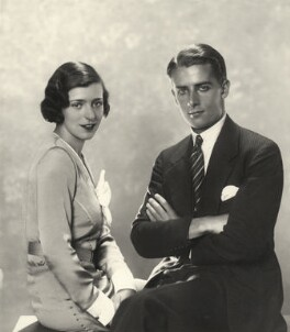 Phyllis Konstam; Bunny Austin, by Paul Tanqueray, 1931 - NPG x17232 - © estate of Paul Tanqueray