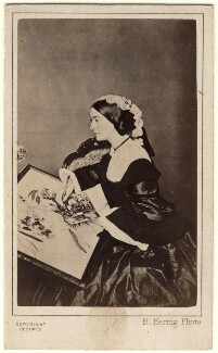 Charlotte Canning (née Stuart), Countess Canning, by Henry Hering - NPG x45082